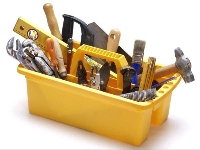 Какие инструменты должны быть в каждом доме?