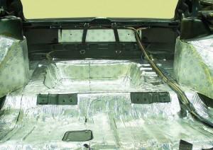 Какие материалы нужны для шумоизоляции автомобиля?