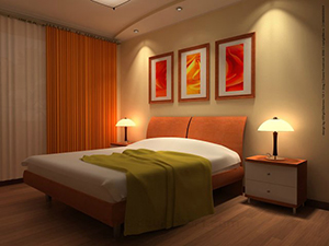Какое необходимо в спальне освещение