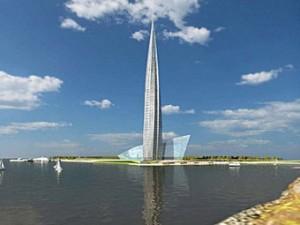 Компания Arabtec возведет в Петербурге самый высокий небоскреб Европы