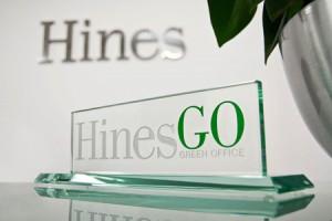 Компания Hines объявила о своей готовности инвестировать 720 млн. евро в российскую недвижимость