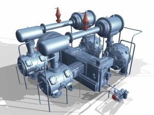 Компрессорное оборудование для производства