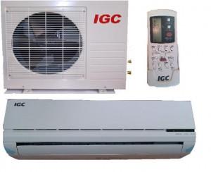 Кондиционеры IGC — высокое качество по приемлемой цене!