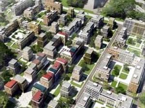 Крупный жилой комплекс будет построен в Московской области