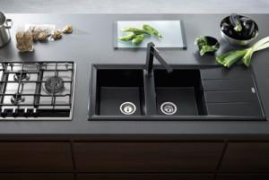 Кухонные мойки и смесители