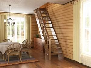 Лестницы: основные виды