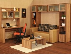 Маленький мир великих свершений — домашний кабинет