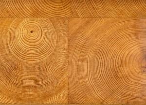 Мало что может сравниться красотой с натуральной сибирской древесиной