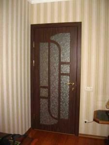 Материал для дверей МДФ