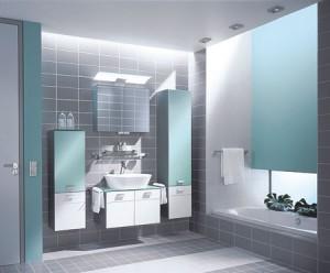 Мебель для ванной комнаты: какая она бывает?