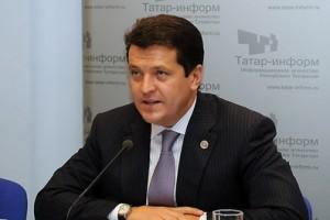 Мэр столицы Татарстана доволен темпами строительства метрополитена