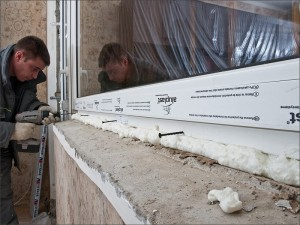 Монтаж пластиковых окон своими руками: демонтаж