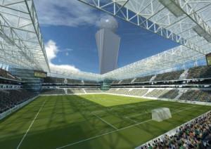 Московские власти разрешили строительство стадиона ЦСКА