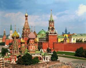 Москва. Что посмотреть в Москве