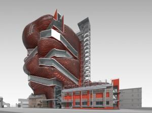 Музей современного искусства начнут строить в ближайшее время