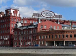 На территории фабрики «Красный Октябрь» построят элитные дома