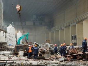 На восстановление СШГЭС потребуется 45 млрд руб.