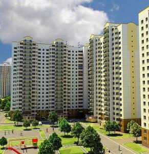 Началось строительство нового жилищного комплекса «Новое Бутово»
