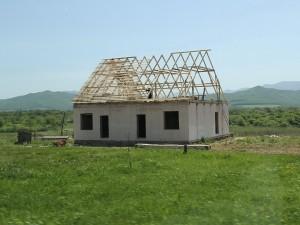 Недостроили дом в Приморье