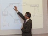Немецкая компания провела презентацию проекта домостроительного комбината