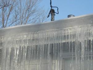 Новая система, защищающая крыши от обледенения, представлена компанией HotEdge