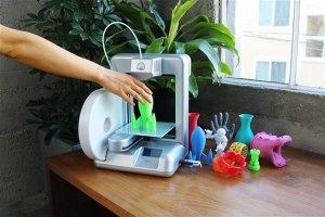 Новые 3D принтеры для домашнего использования