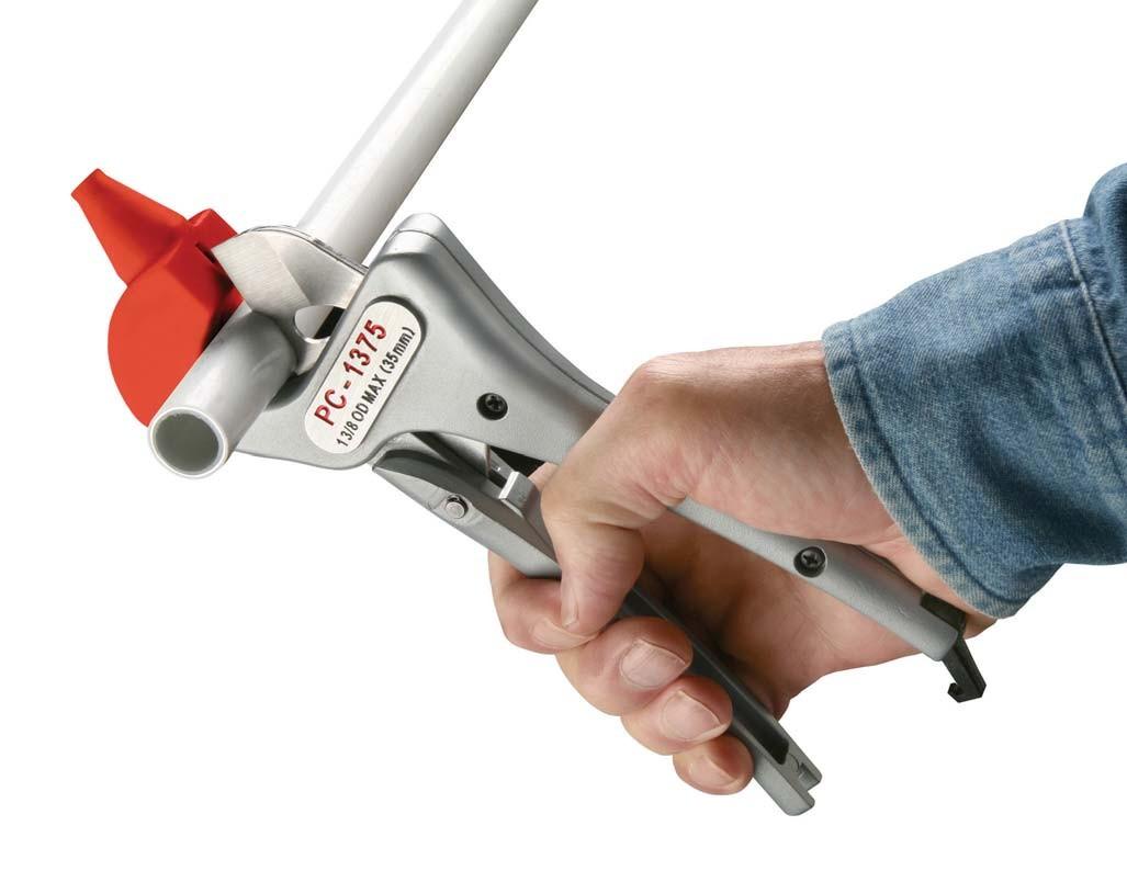 Новый инструмент для монтажа труб