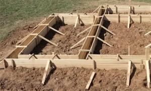 Опалубка: необходимый элемент при строительстве из бетона