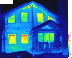 Оптимизация теплопотерь в загородном доме