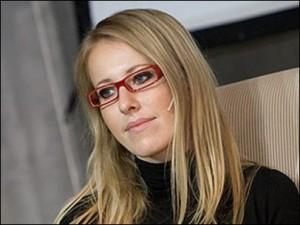 Оскорбления известной телеведущей Ксении Собчак всегда становятся трендами блогов и Твиттера