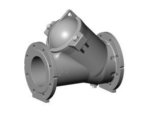 Основные особенности устройства: шаровой клапан