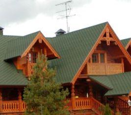 Особенности постройки деревянного дома