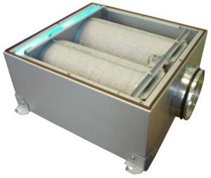 Особенности выбора фильтров для вентиляции