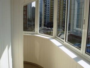 Остекление балконов и лоджий: способы остекления