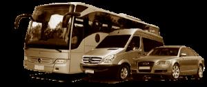 Пассажирские автобусы и другие автомобили