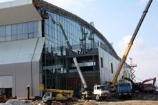 Первая очередь МВЦ «Екатеринбург-ЭКСПО» обошлась в 5 млрд руб.