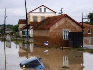Первого августа начнется постройка домов для пострадавших жителей Кубани