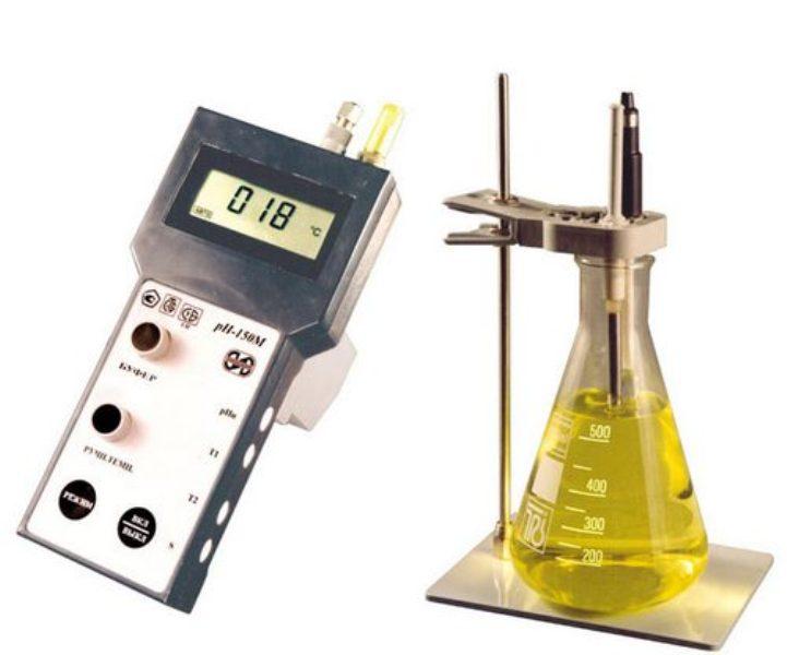 pH метр — измеритель уровня pH в растворах