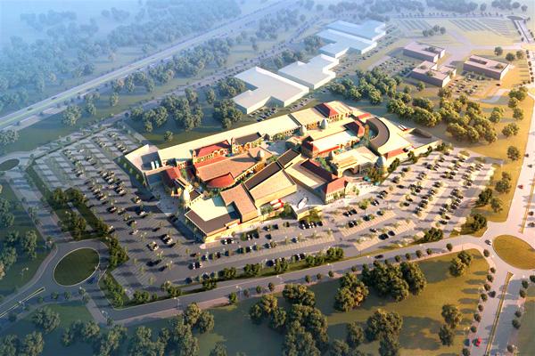 Под Екатеринбургом планируется построить аутлет-центр