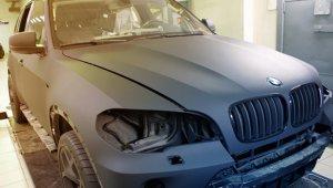 Покраска автомобилей Mercedes в автосервисе FAMILY AUTO SERVICE