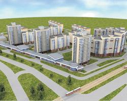 Последний участок в микрорайоне ДКЖ города Перми получило ООО «Кит»