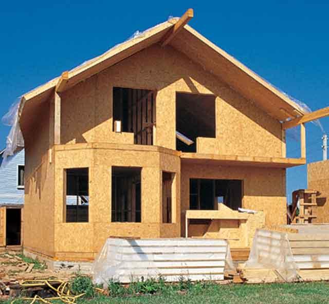 Постройка загородных домов по новым технологиям