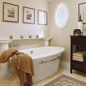 Правила ремонта ванной комнаты