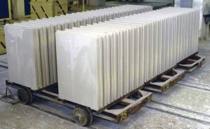Производство пгп и гипсовых вяжущих материалов