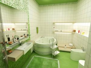 Ремонтная деятельность в ванной комнате