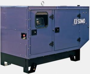 Резервный дизель генератор