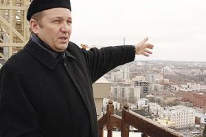 Россель и Чернецкий решили оценить свои дела с высоты пятьдесят второго этажа