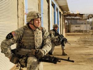 Россияне будут строить стадиона на месте бывшей военной базе США в Ираке