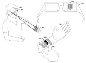 Samsung делает попытку получить патент на очки добавленной реальности