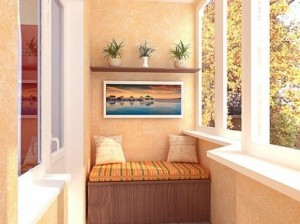 Сделать балкон идеальным
